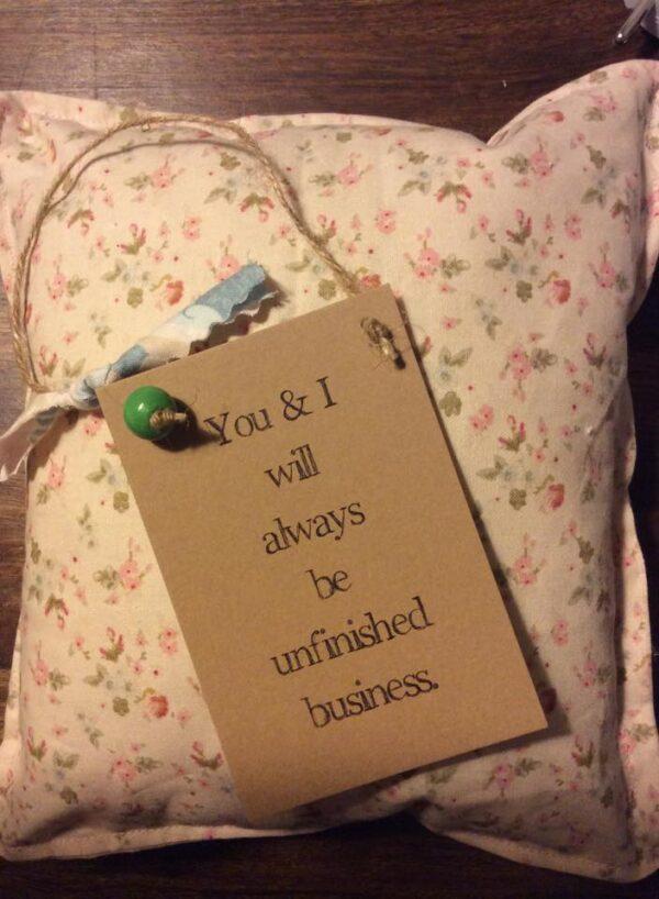 Καρτελάκι Δώρου με Γνωμικό Αγάπης: You & I ...