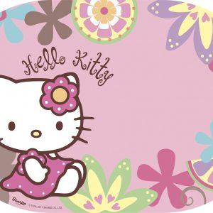 Σουπλά πλαστικό 29x44εκ. Hello Kitty Bamboo