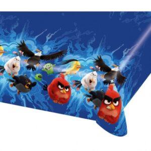 Τραπεζομάντηλο πλαστικό 180x120εκ. Angry Birds Movie 1τεμ.