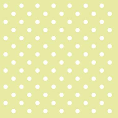 Χαρτοπετσέτες Γλυκού Dots Green 25x25 cm 20τεμ.