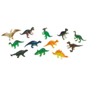 Φιγούρες Δεινόσαυροι 8τεμ.