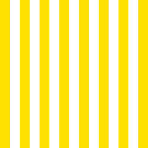 Χαρτοπετσέτες Φαγητού Stripes Yellow 33x33 cm 20τεμ.