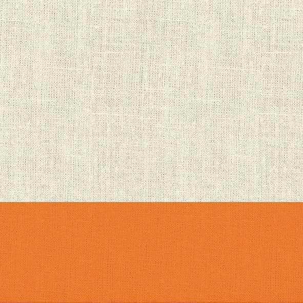 Χαρτοπετσέτες Φαγητού Linen Orange 33x33cm 20τεμ.
