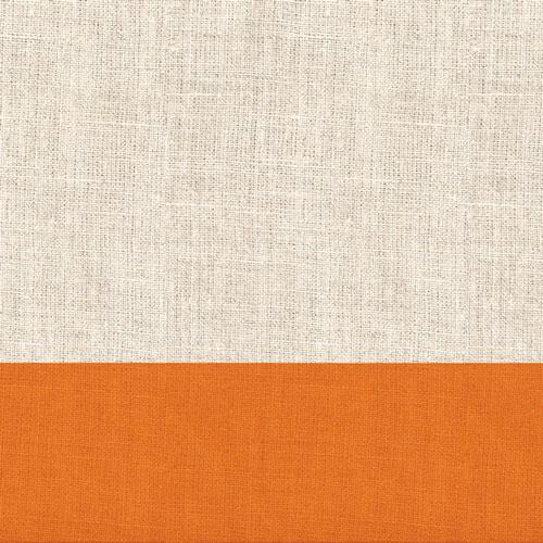 Χαρτοπετσέτες Φαγητού Linen Orange 33x33 cm 20τεμ.