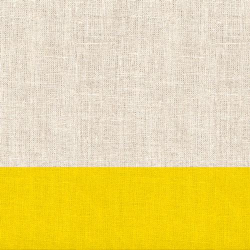 Χαρτοπετσέτες Φαγητού Linen Yellow 33x33 cm 20τεμ.