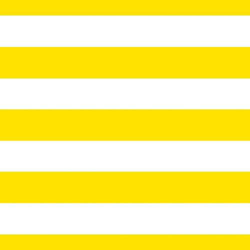 Χαρτοπετσέτες Φαγητού Big Stripes Yellow 33x33 cm 20τεμ.