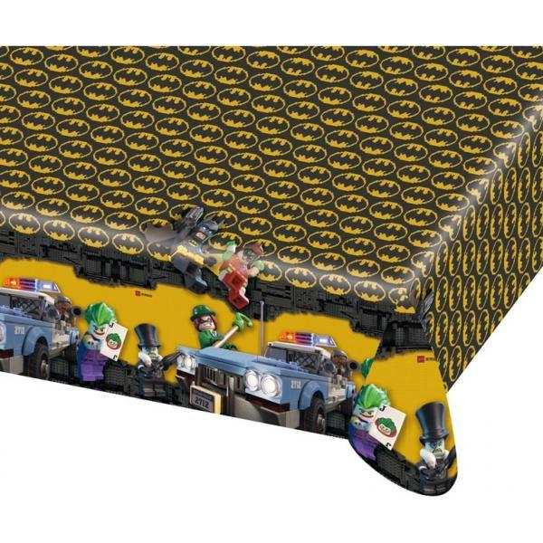 Τραπεζομάντηλο πλαστικό 120x180εκ. Lego Batman 1τεμ.
