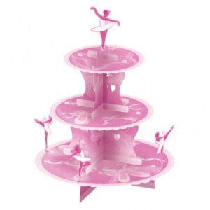 Bάση για cupcakes Ballet 1τεμ.