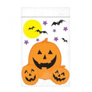 Σακουλάκια Halloween 15,2εκ Χ 10,2εκ (Halloween) 12τεμ