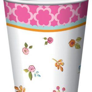 Ποτήρι Tea Time 266ml 8τεμ
