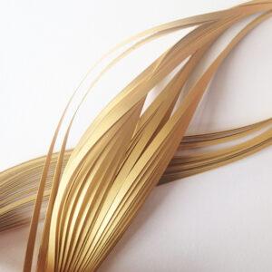 Χαρτολωρίδες Ιριδίζουσες Χρυσές 6 χιλ. Αφροδίτη