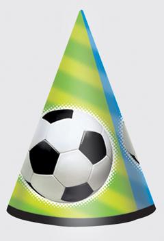 Καπελάκια Ποδόσφαιρο 8τεμ.