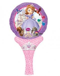 Μπαλόνι Foil σκήπτρο σε συσκευασία Πριγκίπισσα ΣΟΦΙΑ 1τεμ.