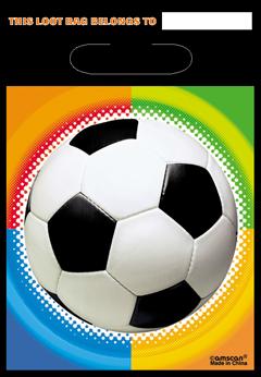 Τσάντες δώρου Ποδόσφαιρο 8τεμ.