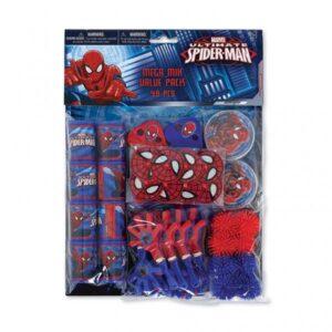 Πακέτο Δωράκια Spiderman 48τεμ.
