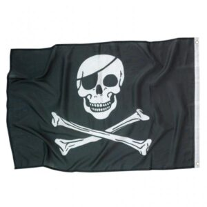 Πειρατική Σημαία 92x60εκ. Jolly Roger