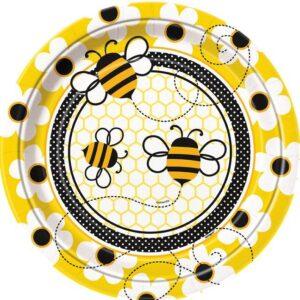 Πιάτα φαγητού Μελισσούλες 8τεμ.