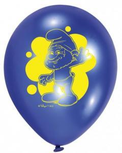 Μπαλόνια Στρουμφάκια 2 (6τεμ.)