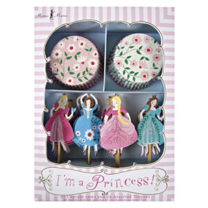 I'm a princess Cupcake Kit 24 +24τεμ.