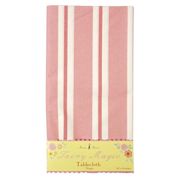 Toot Sweet Pink Stripe Τραπεζομάντηλο 2,59 Χ 1,37μ