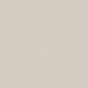 Tilda ύφασμα mini ανοικτό καφέ πουά 50x55cm.