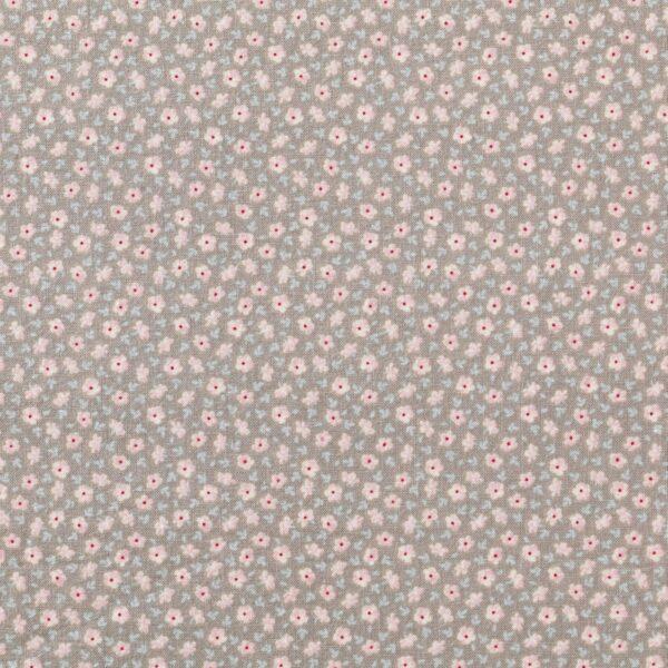 Tilda ύφασμα Martine Warm Grey 50x55εκ.