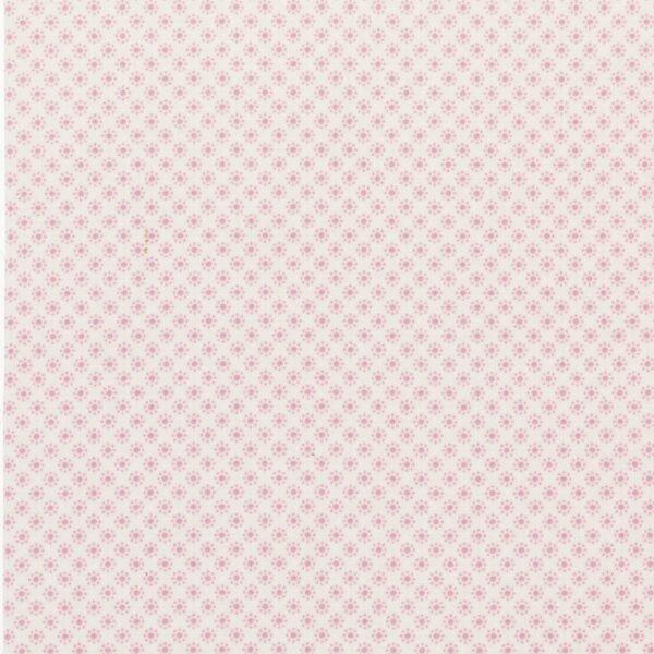 Tilda ύφασμα Nina Pink 50x55εκ.