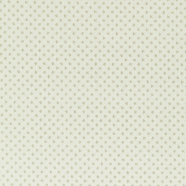 Tilda ύφασμα Mini Star Light Green 50x55εκ.