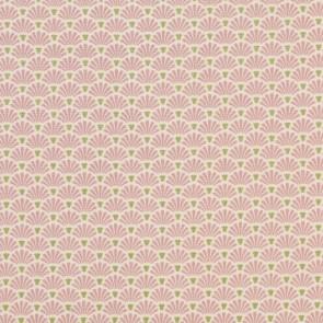 Tilda ύφασμα Flower Fan Pink 50x55εκ.