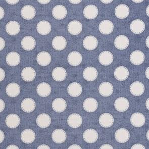 Tilda ύφασμα Sewn Spot Dove Blue 50x55εκ.