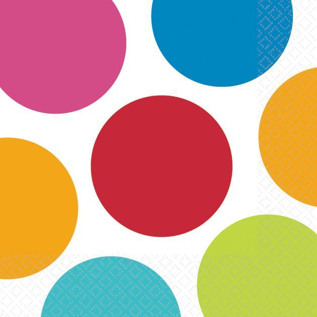 Χαρτοπετσέτες γλυκού Cabana Dots
