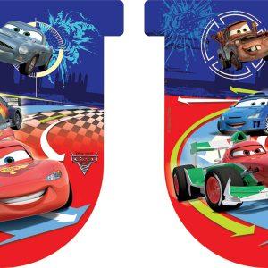 Γιρλάντες με κοπτικό DISNEY CARS