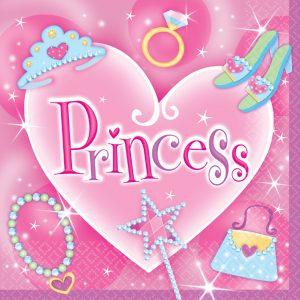 Χαρτοπετσέτες φαγητού 33x33εκ. Princess