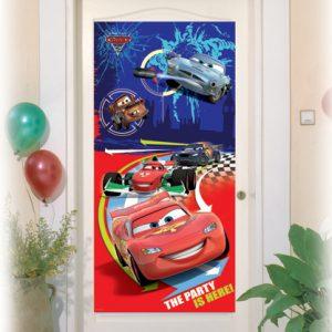 Αφίσα πόρτας CARS SUPERCHARGED