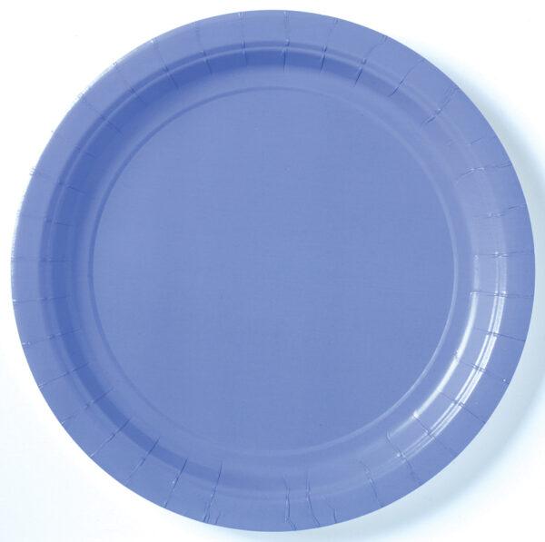 Πιάτα φαγητού 22,8εκ Hydrangea