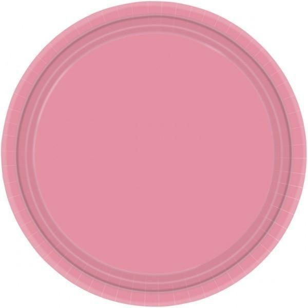 Πιάτα φαγητού 22,8εκ Pretty Pink