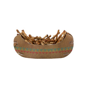 Κανό Ινδιάνου, κουτί για σερβίρισμα σνακ 6τεμ.