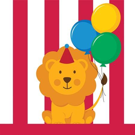 Χαρτοπετσέτες Γλυκού Circus Time 16τεμ