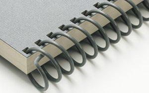 Πλαστικό σπιράλ 18mm για 110 φύλλα