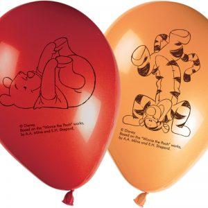 Μπαλόνια τυπωμένα με φιγούρες Γουίνι