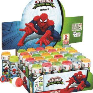 Σαπουνόφουσκες Spiderman 60ml 1τεμ.