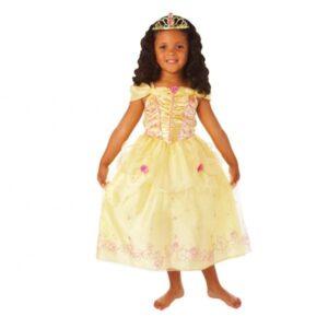 Στολή πριγκίπισσα Χρυσή 6-8 ετών