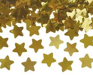 κανόνι κομφετί αστέρια