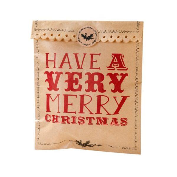 Χάρτινη σακούλα δώρου The Wrapping Room 8τεμ.