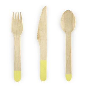 μαχαιροπήρουνα κίτρινα