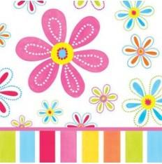 PINK FLOWER CHEER