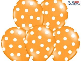 Μπαλόνια Πορτοκαλί