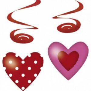 κρεμαστές καρδιές