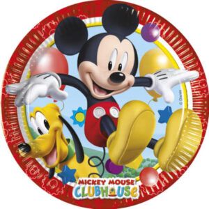 Mickey Playful