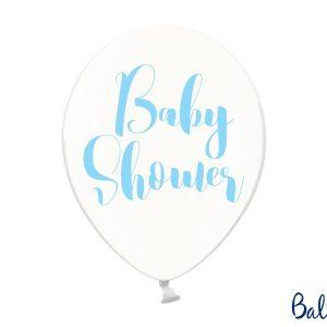 Latex Μπαλόνια Baby Shower